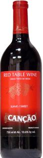 Cancao Red Table Wine 750ml - Case of 12